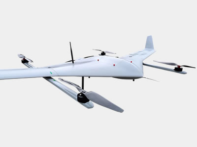 DA-ED30 VTOL fixed wing UAV